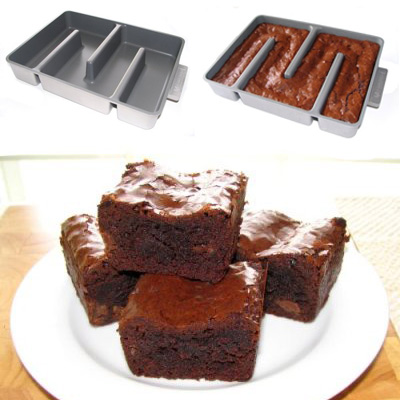 Awesome Brownie Pan